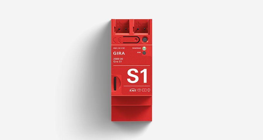 Gira S1 – для безопасного дистанционного доступа к Smart Home